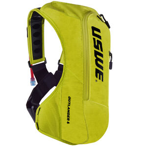 USWE Outlander 4 Rucksack crazy yellow crazy yellow
