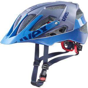 UVEX Quatro Helmet blue mat blue mat