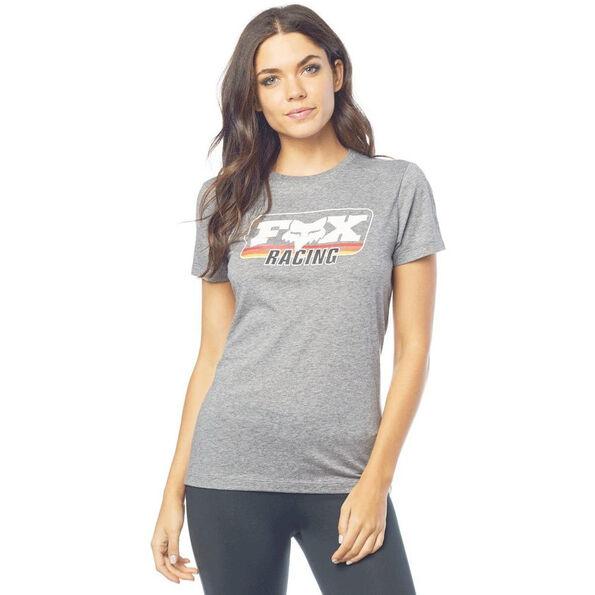 Fox Retro Fox SS Crew Tee Women