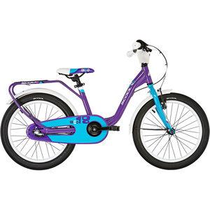 s'cool niXe 18 3-S alloy violet/blue bei fahrrad.de Online