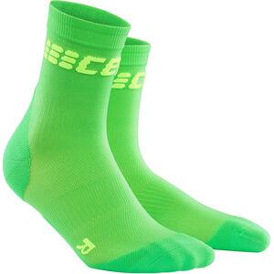 cep Dynamic+ Ultralight Short Socks Herren viper/green viper/green