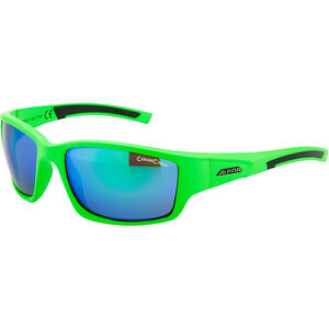 Alpina Keekor Glasses neon green-black neon green-black