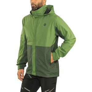 AGU Section Rain Jacket Men army green