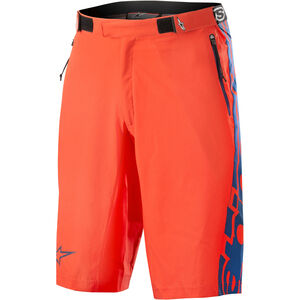 Alpinestars Mesa Shorts Men energy orange/poseidon blue
