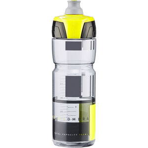 Elite Crystal Ombra Fume' Trinkflasche 750ml gelb bei fahrrad.de Online