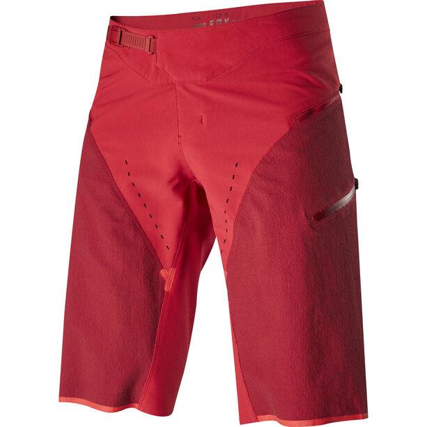Fox Defend Kevlar Baggy Shorts Herren cardinal