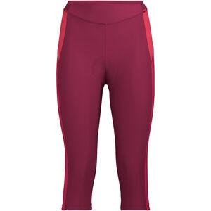 VAUDE Advanced III 3/4 Pants Damen passion fruit