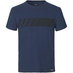 GripGrab Icon Kurzarm T-Shirt navy navy