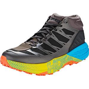 Hoka One One Speedgoat Mid WP Running Shoes Herren pavement/phantom pavement/phantom