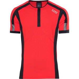GORE RUNNING WEAR AIR Shirt red/black