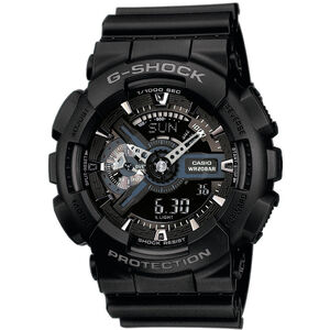 CASIO G-SHOCK GA-110-1BER Watch Men black black