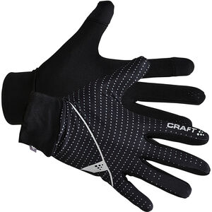 Craft Jersey Handschuhe black black