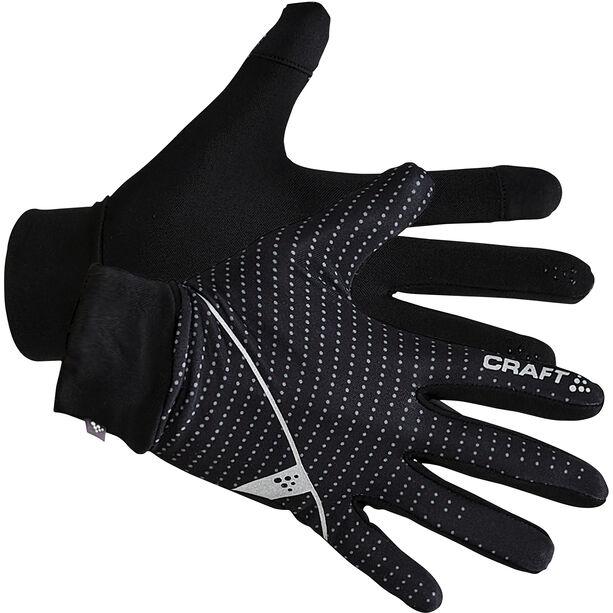 Craft Jersey Handschuhe black