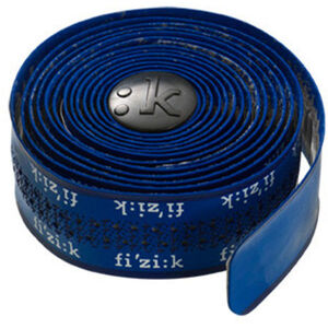 Fizik Superlight Tacky Lenkerband Fizik Logo blau blau