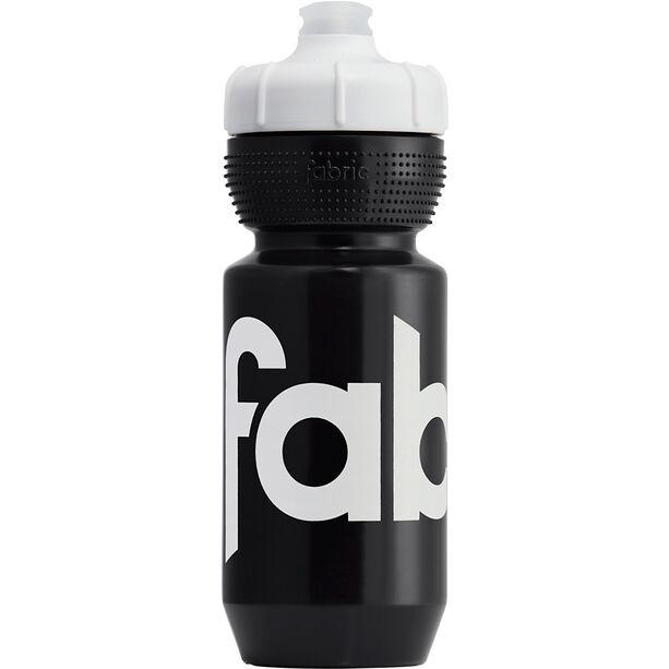 Fabric Gripper Isolierte Flasche 550ml black/white