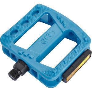 Cube RFR Flat HQP CMPT Pedale blue blue