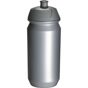 Tacx Shiva Trinkflasche 500ml silber silber