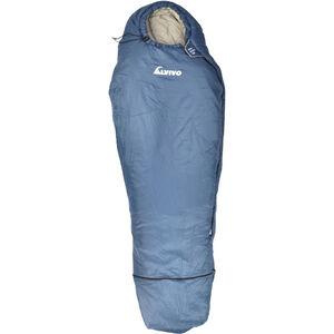 Alvivo Arctic Extreme Sleeping Bag Kinder blau/grau blau/grau