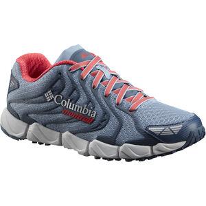 Columbia Fluidflex F.K.T. II Shoes Damen dark mirage/red camillia dark mirage/red camillia