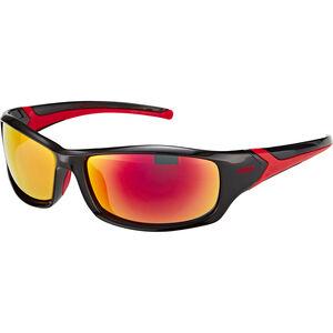 UVEX Sportstyle 211 Sportglasses black/red/red black/red/red