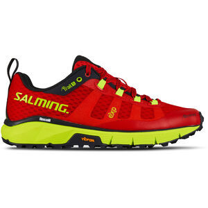 Salming Trail 5 Shoes Damen poppy red/safety yellow poppy red/safety yellow