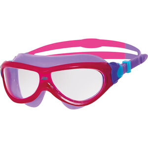 Zoggs Phantom Mask Jugend pink/purple/clear pink/purple/clear