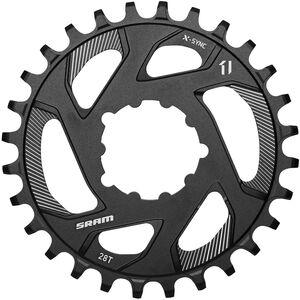 SRAM X-Sync Kettenblatt Direct Mount 11-fach 0° Offset schwarz bei fahrrad.de Online