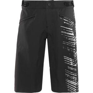 ION Scrub AMP Bike Shorts Damen black black
