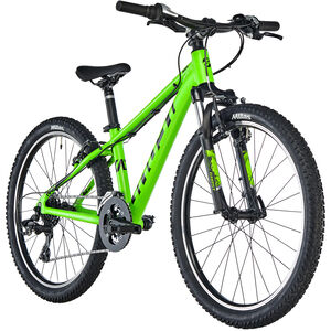 "Ghost Kato 2.4 AL 24"" Kids riot green/jet black bei fahrrad.de Online"