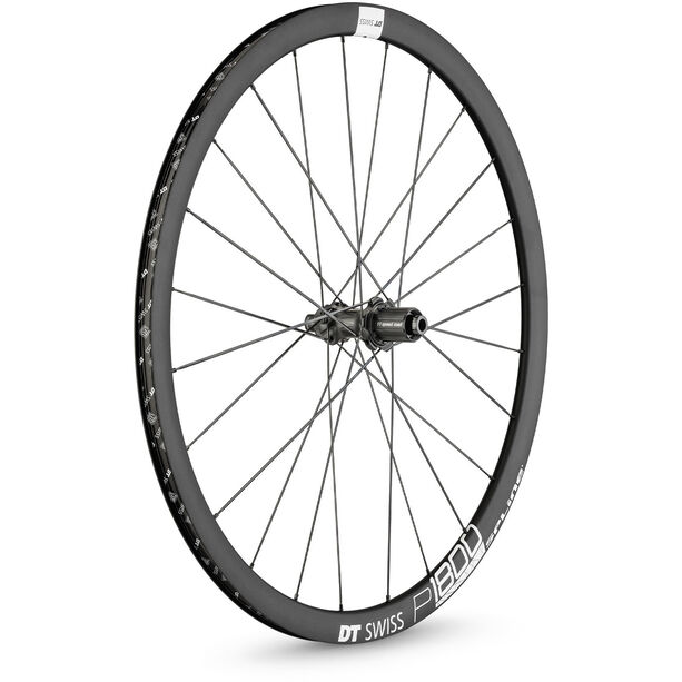 "DT Swiss P 1800 Spline 32 Hinterrad 29"" Disc CL 142/12mm Steckachse black"