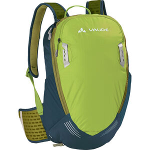 VAUDE Cluster 10+3 Backpack chute green chute green
