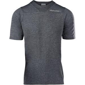 Troy Lee Designs Skyline SS Jersey Herren heather gray heather gray
