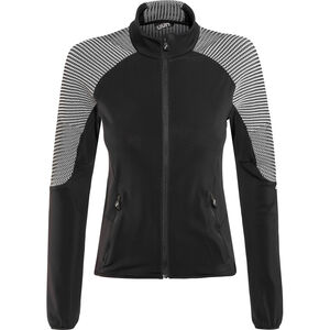 UYN Climable Jacket Damen black/medium grey/off white black/medium grey/off white