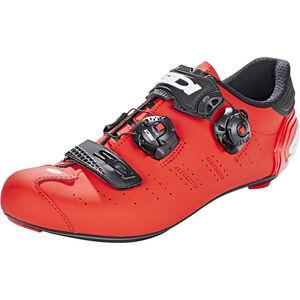 Sidi Ergo 5 Carbon Shoes Herren matt red/black matt red/black