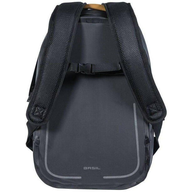 Basil Urban Dry Rucksack 18l matt schwarz