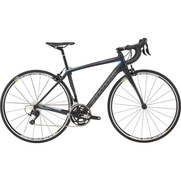 Cannondale Synapse Carbon 105 Damen nearly black