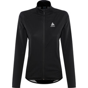 Odlo Aeolus Element Warm Jacket Damen black black