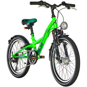 s'cool XXlite 20 7-S steel Neon Green bei fahrrad.de Online