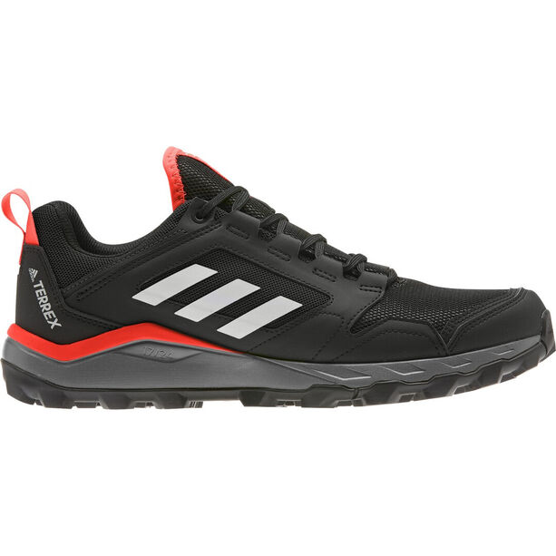 adidas TERREX Agravic TR Schuhe Herren core black/grey one/solar red