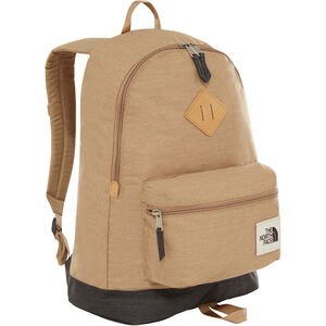 The North Face Berkeley Backpack kelp tan dark heather/asphalt grey light heather kelp tan dark heather/asphalt grey light heather