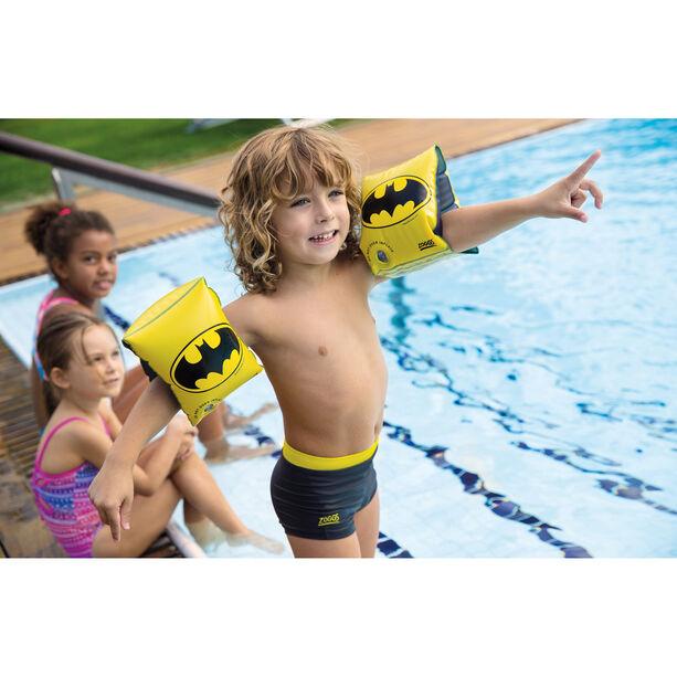 Zoggs Batman Arm Bands Kinder