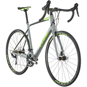2. Wahl Cube Attain GTC Race Disc Grey'n'Green bei fahrrad.de Online