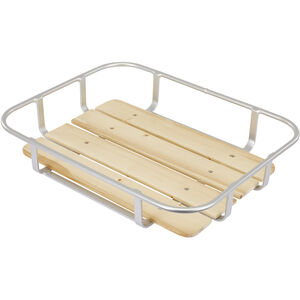 Red Cycling Products Front Tray silver silver