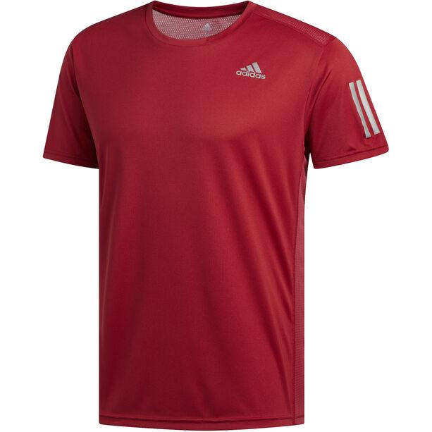 adidas Own The Run Kurzarm T-Shirt Herren active marine active marine