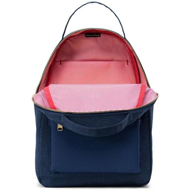 Herschel Nova Small Backpack 14l medieval blue crosshatch/medieval blue