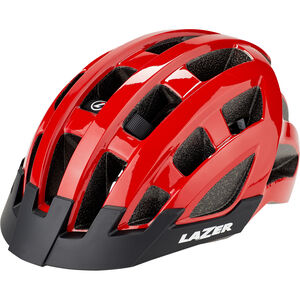 Lazer Compact Helmet red red