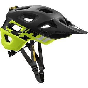 Mavic Crossmax Pro Helmet black/safety yellow black/safety yellow