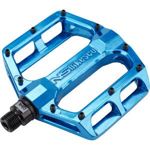 NS Bikes Aerial Pedale sealed blau blau
