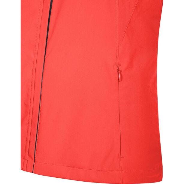 GORE WEAR R3 Partial Gore Windstopper Jacke Damen lumi orange