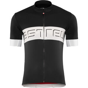 Castelli Prologo VI Jersey Herren black/ivory/dark gray black/ivory/dark gray